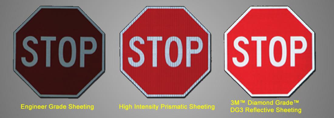 Retroreflective Sign Sheeting