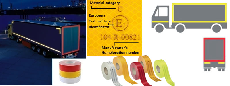3M™ Diamond Grade™ Conspicuity Marking Tape Series 983