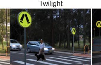 Day Twilight Night Sign
